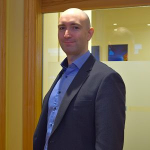 ACE Life & Pensions Financial Advisor Tommy Byrne