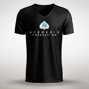 Acemedix Foundation Shirt – Black