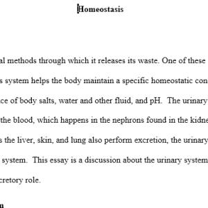 fluid electrolyte imbalance