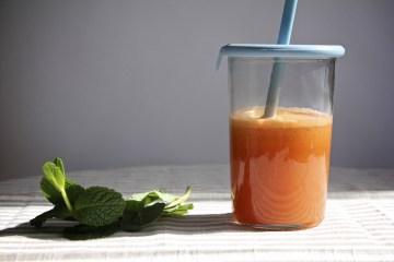 Centrifuga carote mela e pera