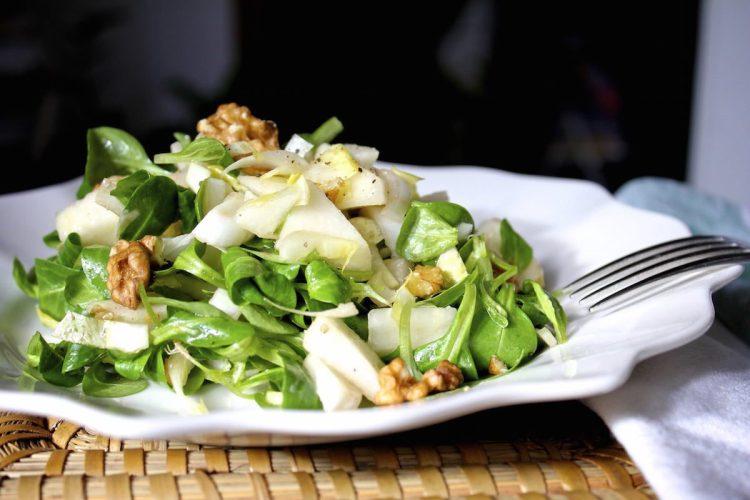 Fresca insalata d'inverno
