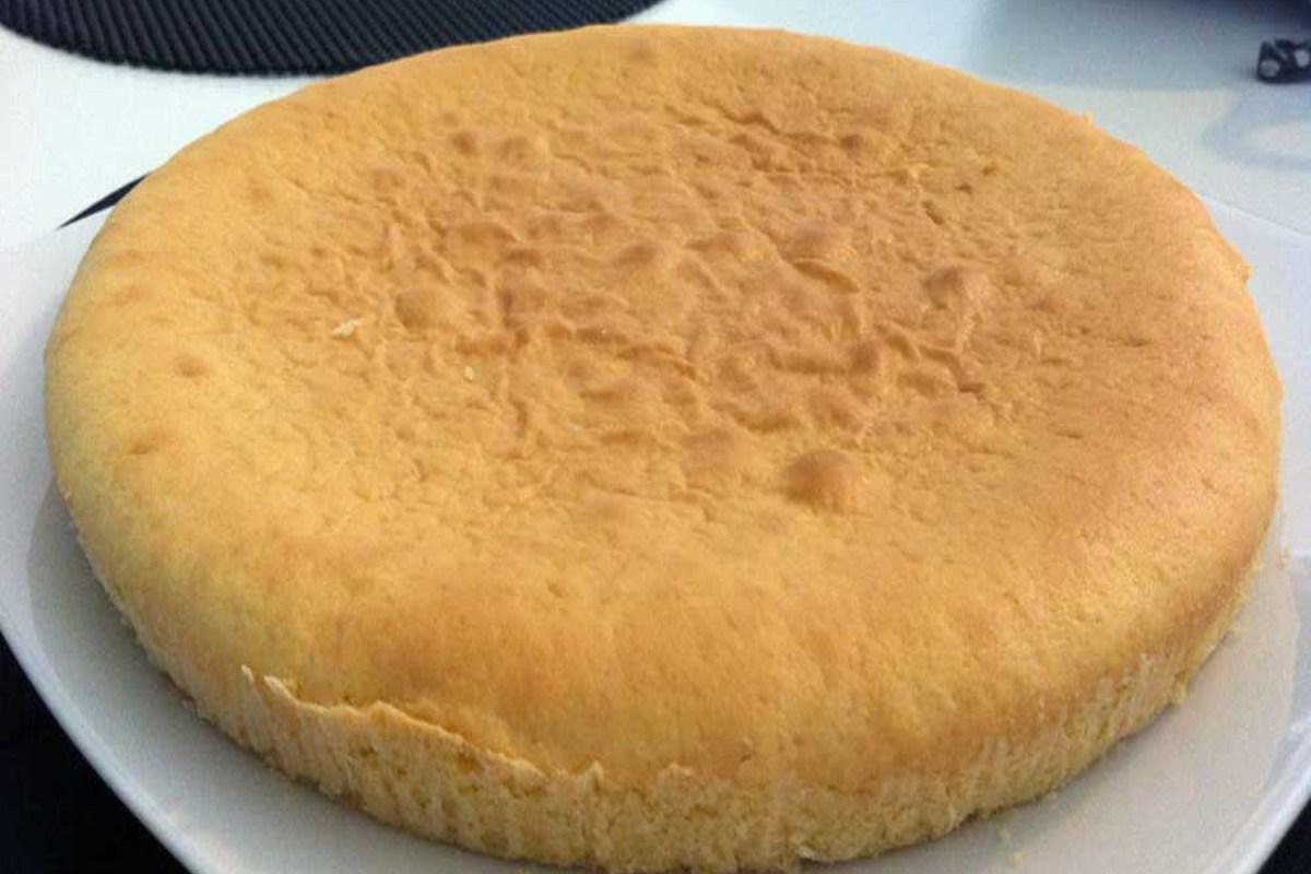 Base morbida per torte
