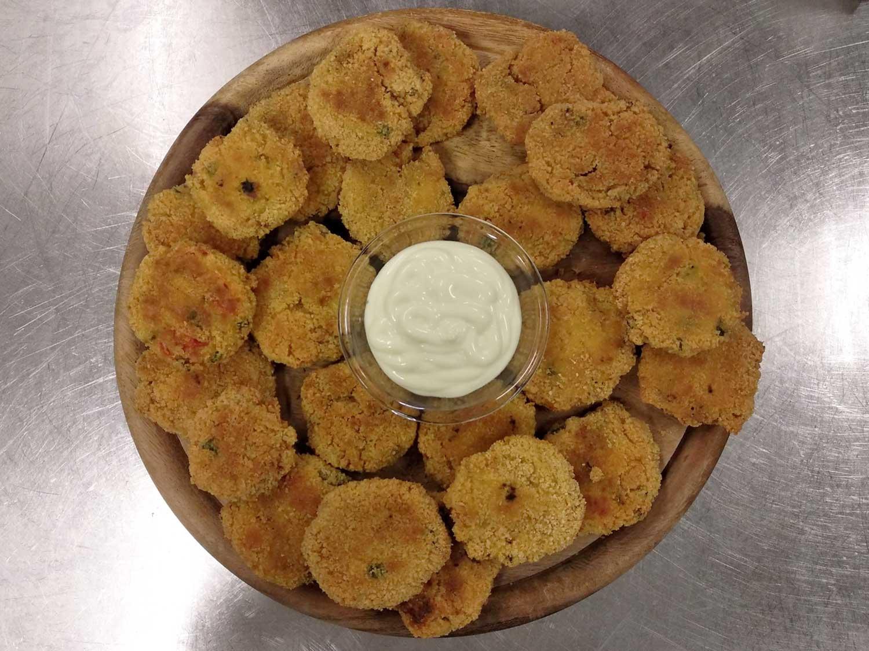 Polpette di-pesce-merluzzo patate finger-food