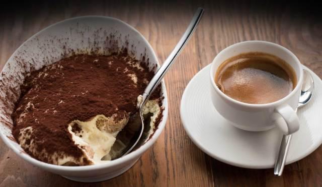Tiramisu & Caffe