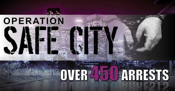 ICE: Operation Safe City