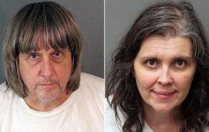 David Allen Turpin and Louise Anna Turpin mugshots