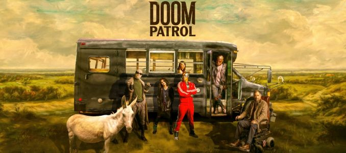 Free preview of DC's 'Doom Patrol' first episode now