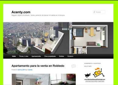 Acenty.com Clasificados Propiedad Raíz