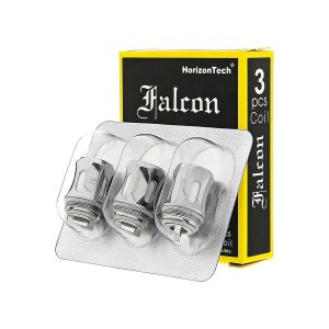 Falcon M2 0.16 Ohm Mesh Coils 70-80w X3 By Horizon-Tech