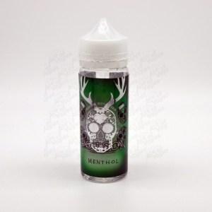 Menthol Shortfill E-Liquid By Poison