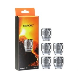 Baby Beast V8-T8 Coils X5 By SMOK