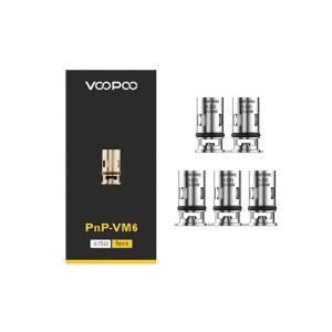 Voopoo PnP VM6 0.15ohm Coils