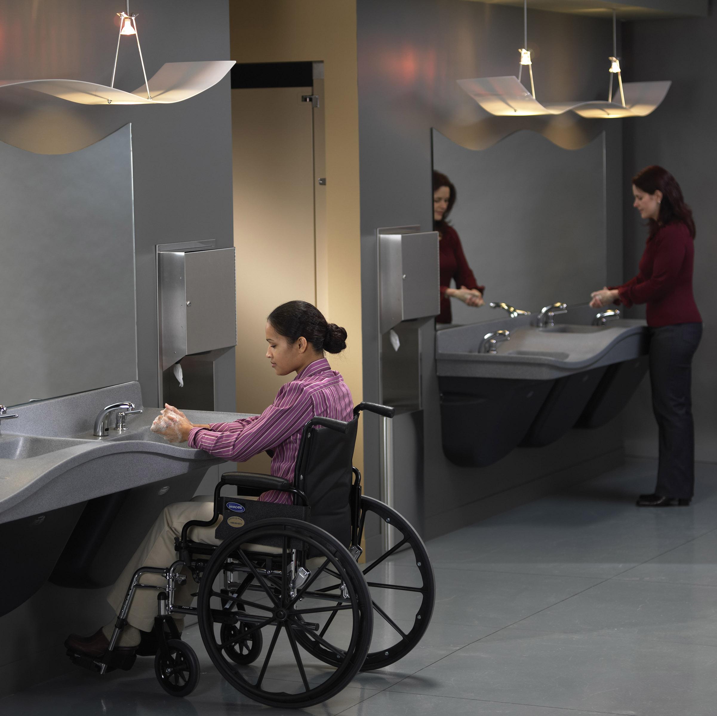 Ada pliant Bathroom Vanity Lowes Bathroom Vanities And Sinks