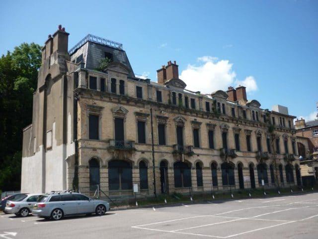 Bat Survey, Marine Buildings Penarth
