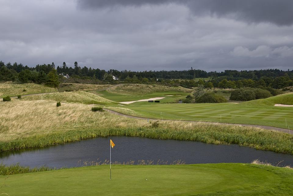 Golf Course Scotland