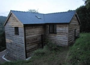 Monmouthshire Cottage - Post Works