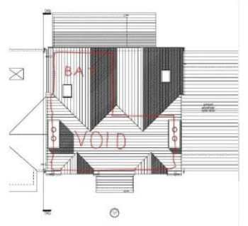 Plan for bat void