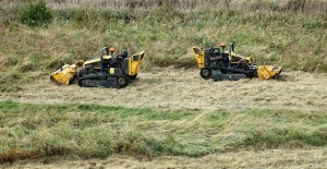 Site Clearance Works using Machinery
