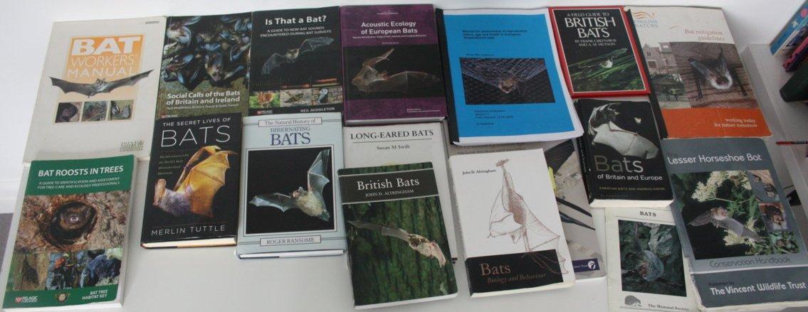 Bat Reference Books