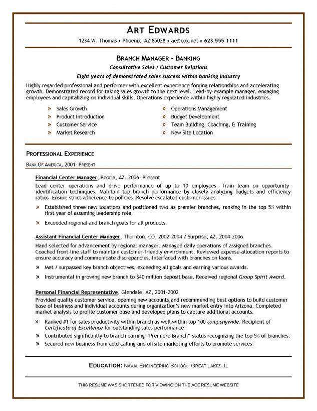 assistant bank manager resume sle writerzane web fc2
