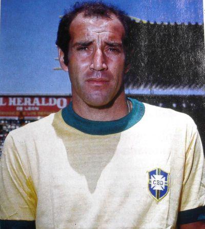 F 03 -  - Gerson - 1970 - seleu00E7u00E3o brasileira