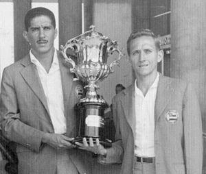 F 03 - 1959 - campeão brasileiro - final contra o  Santos
