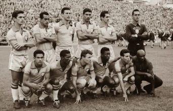 F 03 - 1958 - Brasil 5 x França 2