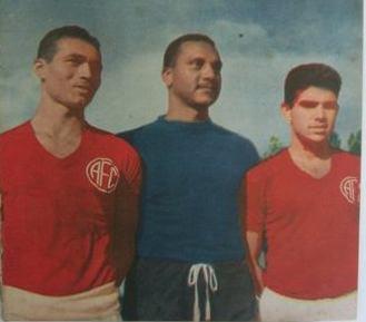 Edson, Osni e Cacá