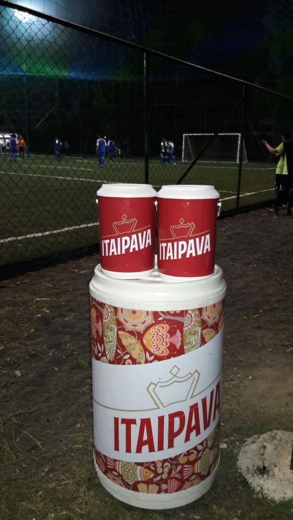 Itaipava é a patrocinadora oficial do evento