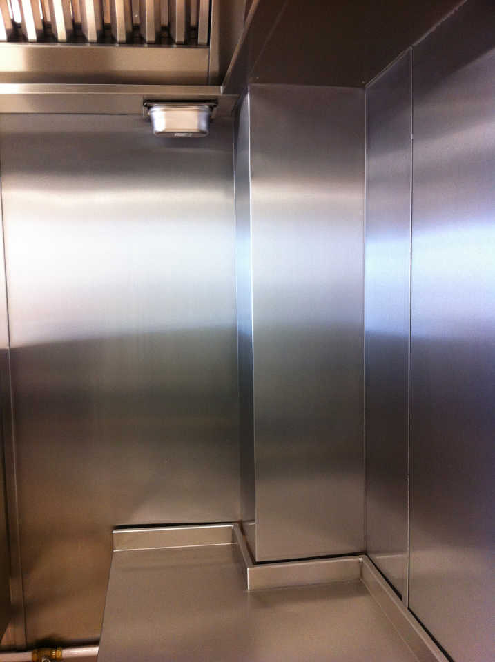 Stainless Steel Wall Cladding Acero Projects Acero