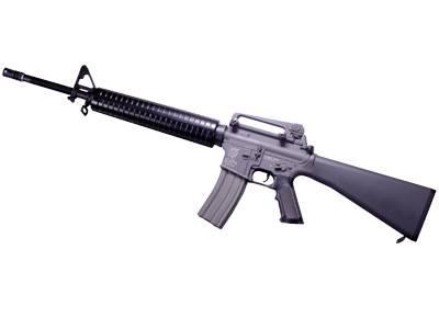 m16 a3 M16 Piyade Tüfeği