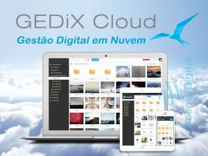 GEDiX Cloud Gestão De Documentos Digitalizados em Nuvem