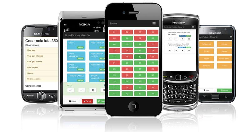 Sistemas Comanda Mobile Acervo Digital