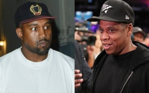 Report: Kanye West Takes Jay-Z's Record Label and EMI to Court Over Owed Money