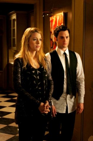 New Promo of 'Gossip Girl' 2.21: Chuck Reveals Serena's Secret