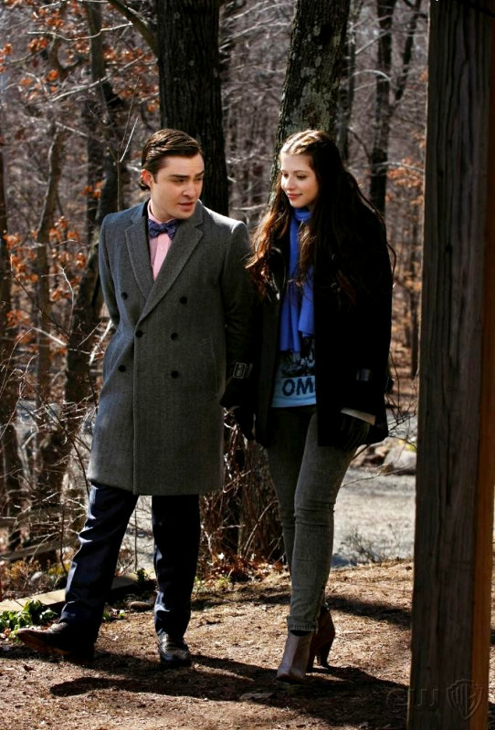 'Gossip Girl' 2.22 Preview: Georgina Is Back in Town