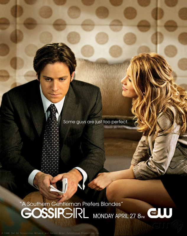 'Gossip Girl' 2.22 Clip: Blair Finds Out Gabriel's Secret