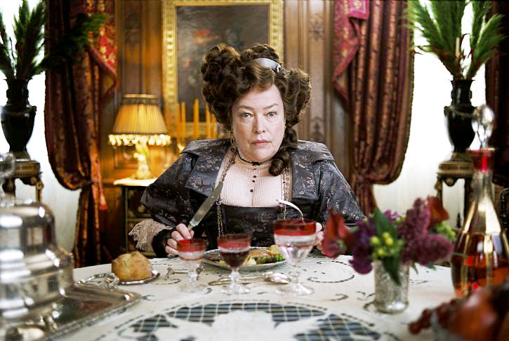 Kathy Bates stars as Madame Peloux in Miramax Films' Cheri (2009)
