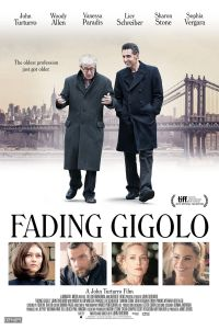 Poster for 2014 comedy Fading Gigolo