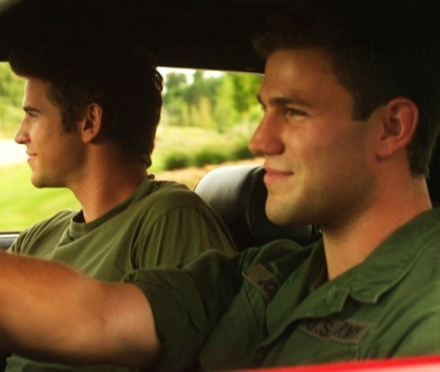Liam Hemsworth Stars As Mickey Wright And Austin Stowell Stars As Dalton Joiner In Ifc Films