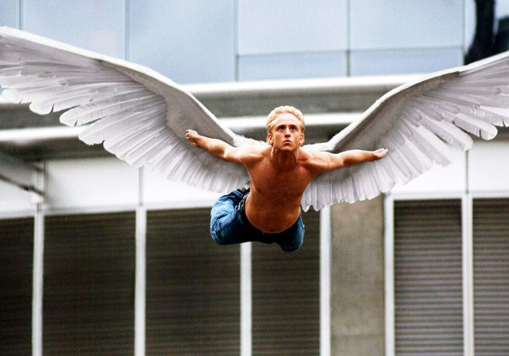 Ben Foster as Angel in The 20th Century Fox's X-Men 3 (2006)