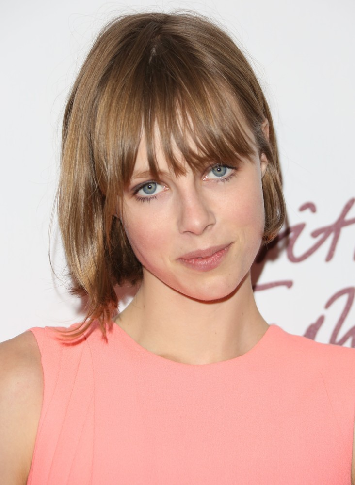 Edie Campbell Picture 5 The British Fashion Awards 2012