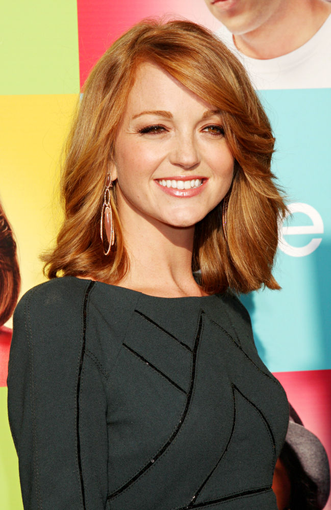 Jayma Mays Picture 13 Foxs Glee Academy An Evening
