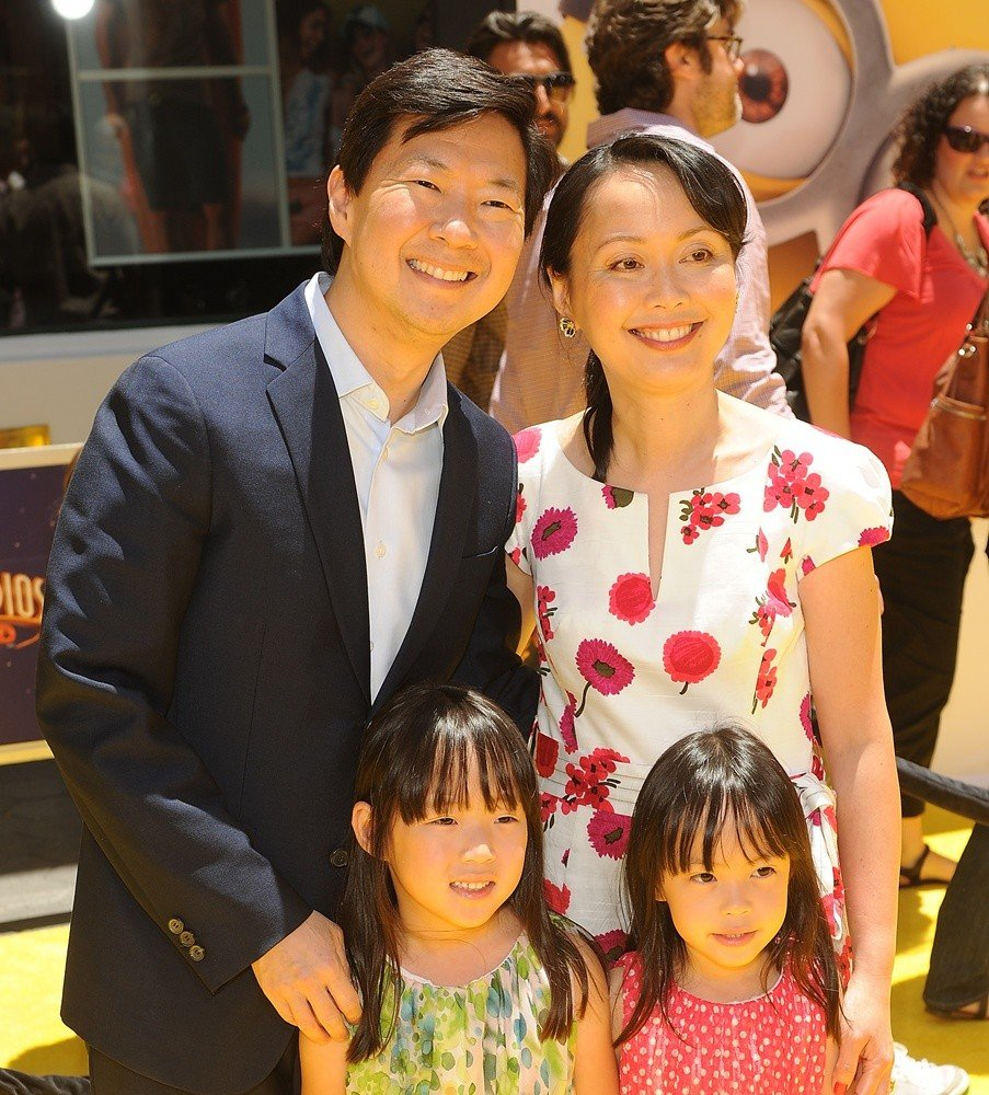 Ken Jeong And Tran Ho From Under The Radar Celebrity