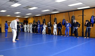 Setting goals to be better at BJJ