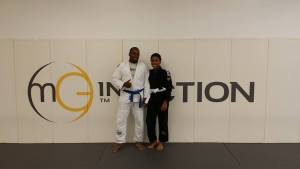 Couples that train BJJ together...