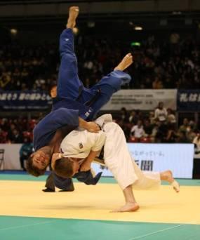 Judo fight Austin texas