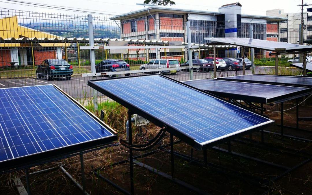 Taller Introducción Energía Solar Fotovoltaica