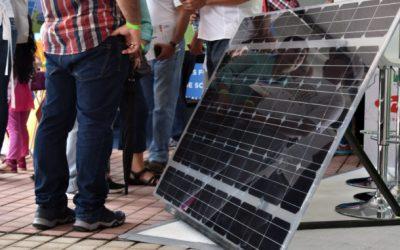 Feria dará a conocer beneficios del uso de paneles solares