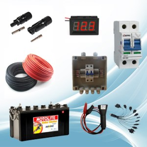 Solar Accessories and Testers